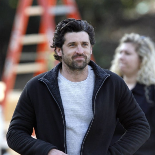 Patrick Dempsey: Handsome, On Location
