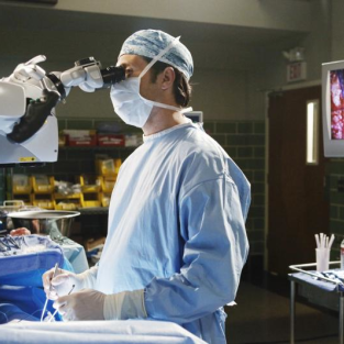 "Grey's Anatomy Episode Stills: ""Give Peace a Chance"""