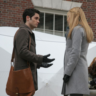 Gossip Girl Spoilers: Derena Done For Good?