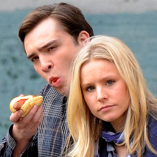 Gossip Girl Spoilers: Kristen Bell Sighting?