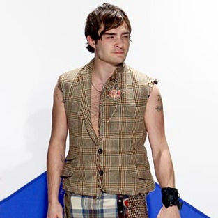 Ed Westwick Forced to Quit Band For Gossip Girl