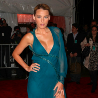 Blake Lively and Leighton Meester: MET Muses
