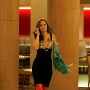 "Gossip Girl Season Finale Pics: ""The Goodbye Gossip Girl"""