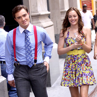 The Gossip Girl Cast: Back to Work!