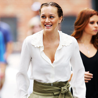 Gossip Girl Fashion Watch: Leighton's Shorts