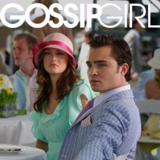 Chair Gossip Girl Season 3 Premiere Poster