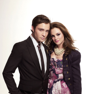 Leighton Meester & Ed Westwick: Hot. As. Elle.