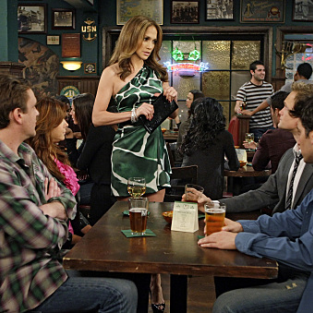 Jennifer Lopez on How I Met Your Mother: Second Look