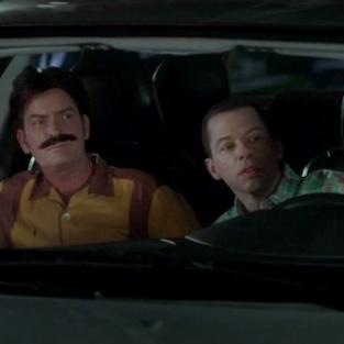 Charlie moustache pic