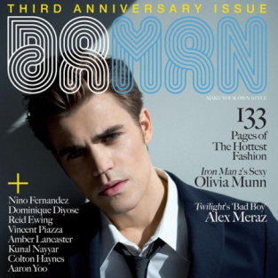Paul Wesley is Da Man