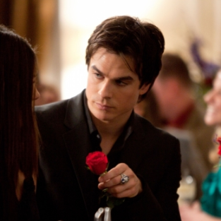 TV Fanatic Gives Thanks for Damon Salvatore, Abed's Childhood and More!