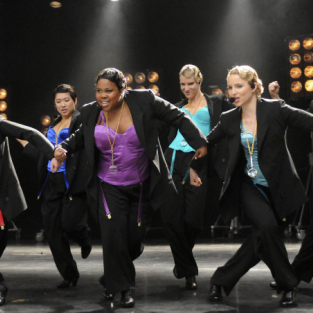 Glee Review: A Madge-ical Hour of Television!