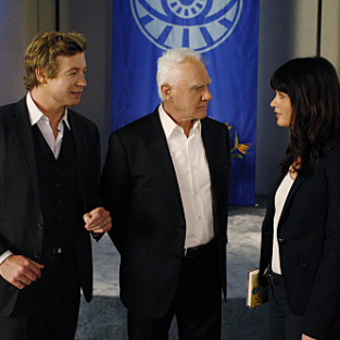 Malcolm McDowell to Reprise Role on The Mentalist