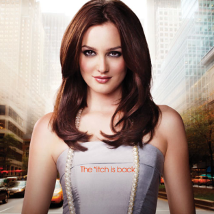 Gossip Girl Poster Proclaims: The Bitch is Back!