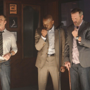 It's Karaoke Night on House!