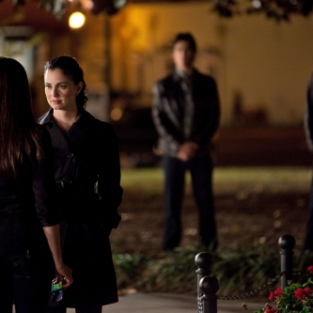 The Vampire Diaries Review: Meet the (Scheming) Parents