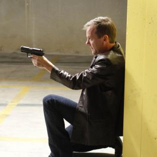 Series finale scene