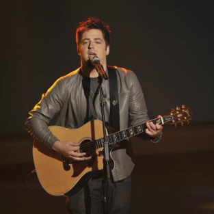 American Idol Review: Casey Ya!