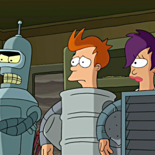 Classic TV Quotes: Futurama Season One
