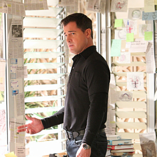 George Eads Signs New CSI Contract