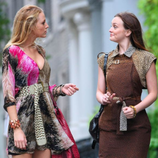 Gossip Girl Summer Fashion Face-Off: Blair vs. Serena