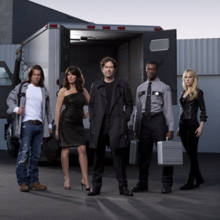 Leverage cast pic