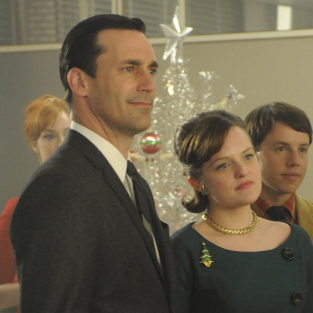 "Mad Men Review: ""Christmas Comes But Once a Year"""
