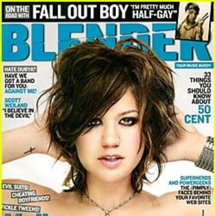 Kelly Clarkson: The Blender Interview