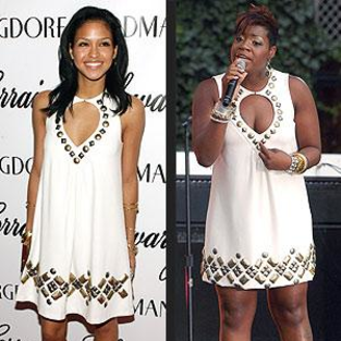 Fashion Face-Off: Fantasia vs. Cassie