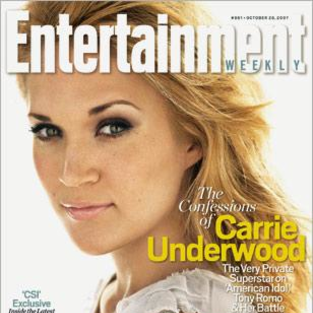 Carrie Underwood: The Entertainment Weekly Interview