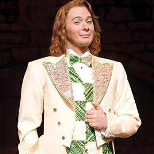 Clay Aiken in Spamalot