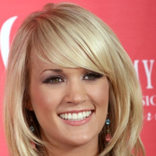 Carrie Underwood Nominated for Two Inspirational Country Music Award Show