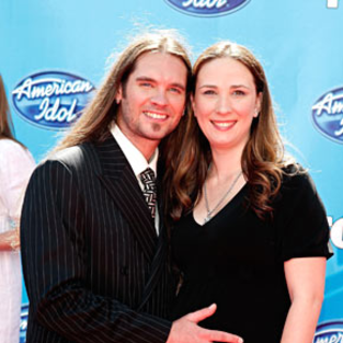 It's a Boy for Bo Bice!