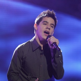 David Archuleta Debuts at Number-Two