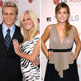 Spencer Pratt and Heidi Montag Banned from Premiere of The Hills