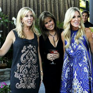 """Real Housewives"" Finale Lives Up to Billing"