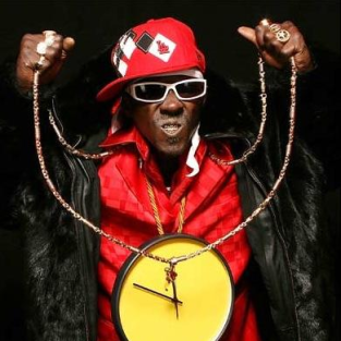 Flavor Flav Goes Bananas for Flavor of Love 3