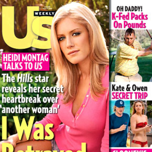 Heidi Montag, Spencer Pratt and the Other Woman