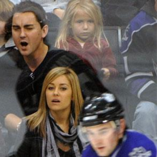 Lauren Conrad to Blog NHL Playoffs