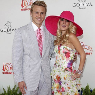 Heidi Montag & Spencer Pratt: Kentucky Derby Style