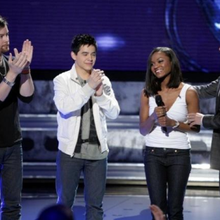 American Idol Says So Long, Syesha!