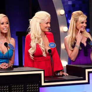 The Girls Next Door Play the Feud!