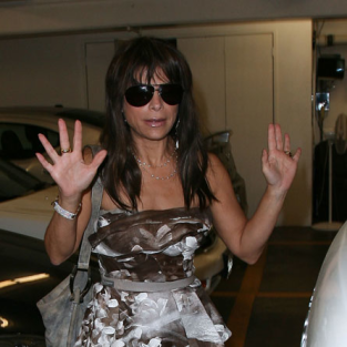 Paula Abdul Wishes Ellen DeGeneres the Best of Luck