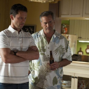 "Burn Notice Review: ""Blind Spot"""