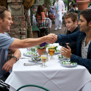 "Entourage Review: ""Porn Scenes from an Italian Restaurant"""