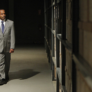 Rocky Carroll Discusses Major Vance Story Line on NCIS