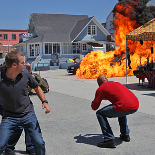 "NCIS: Los Angeles Season Premiere Review: ""Human Traffic"""