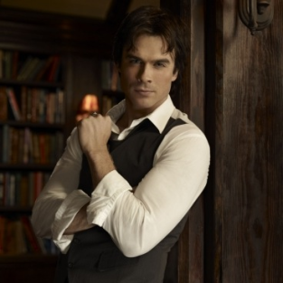 Ian Somerhalder Preps Fans for a Different Side of Damon Salvatore