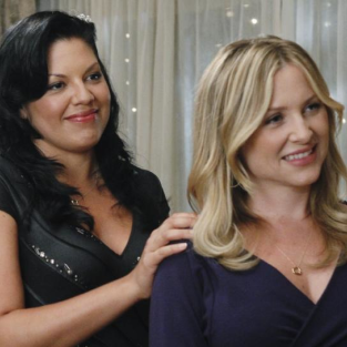 Grey's Anatomy Spoilers: Calzona Gets Competitive