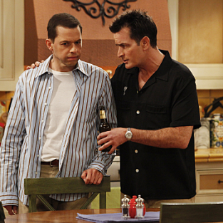 "Two and a Half Men Season Premiere Review: ""Three Girls and a Guy Named Bud"""